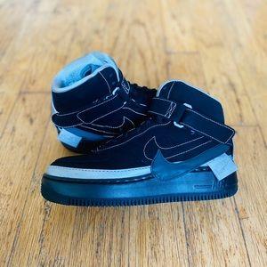 Nike Air Force 1 Jester Hi XX Black Silver